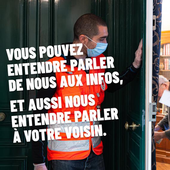 Soutenez la Croix Rouge du 13e arrondissement !