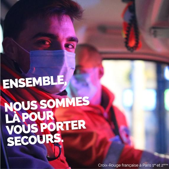Quête 2021 : soutenez l'Unité Locale de Paris 1er et 2ème !