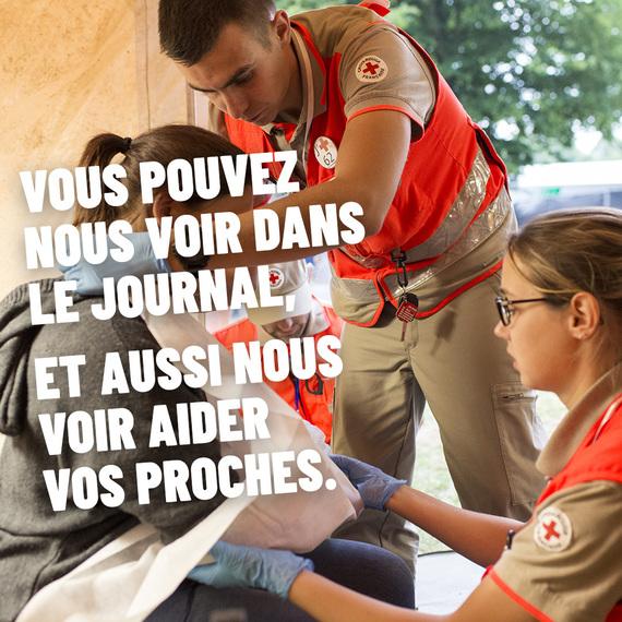 Quête Nationale Croix-Rouge UL3/10