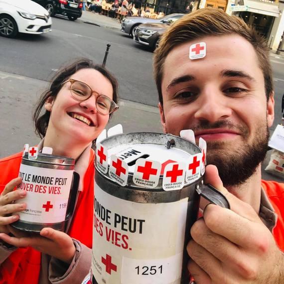 Croix-Rouge française à Paris 11e