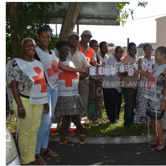 Collecte journées nationales CRF  du 12 au 18 Septembre 2020- DT Guadeloupe