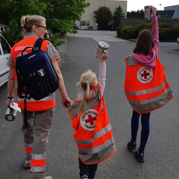 Soutien aux actions locales de la Croix-Rouge de Limours