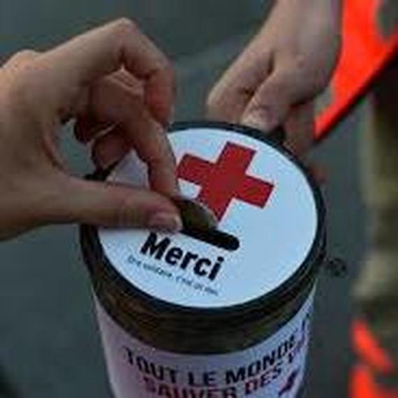 Aidez la Croix Rouge Française, nous avons besoin de vous.