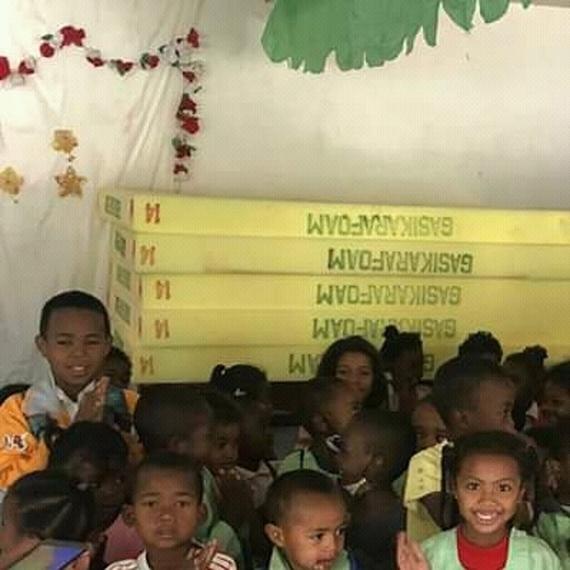 Collecte de fonds pour enfants orphelins
