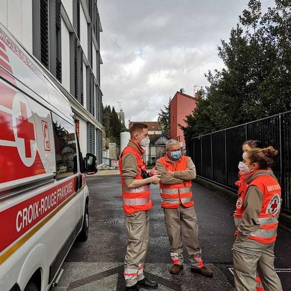 Soutenez la Croix-Rouge d'Issy-les-Moulineaux