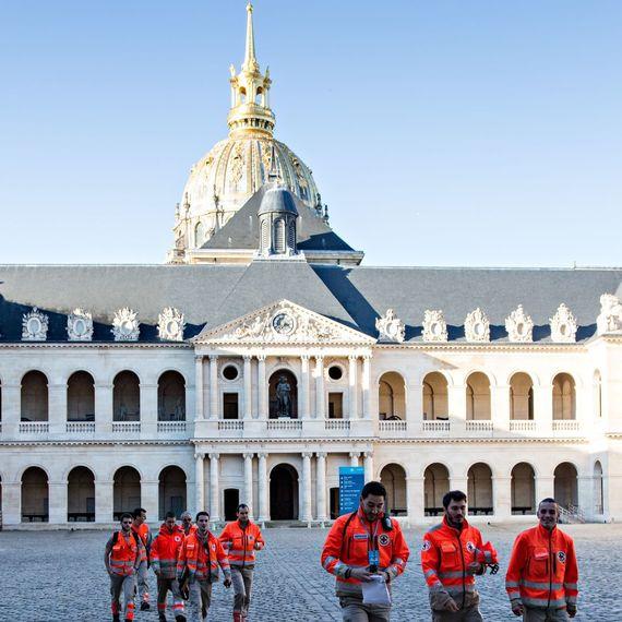Croix-Rouge française de Paris 7e