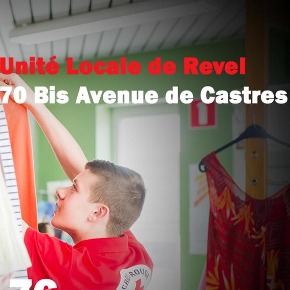 Croix-Rouge de Revel