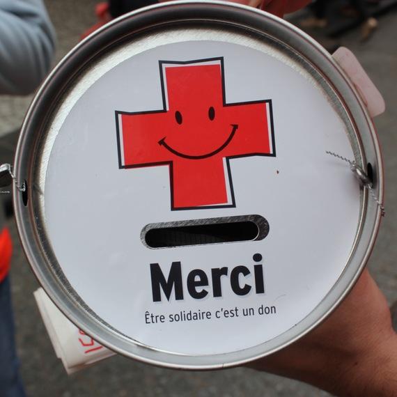 Soutenez la Croix-Rouge française à Paris