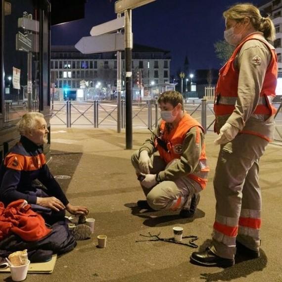 Aidez la Croix-Rouge de Nanterre !